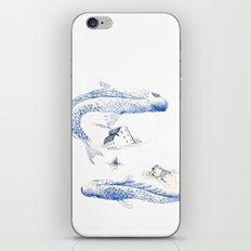 Alluvione | Flood iPhone & iPod Skin