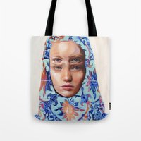 The Secret By Alex Garan… Tote Bag
