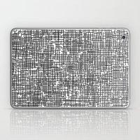 Crosshatch Laptop & iPad Skin