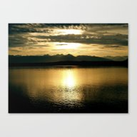 In That Moment, We Were … Canvas Print