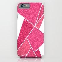 iPhone & iPod Case featuring Abstract Mountain by Matt Borchert