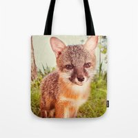 So Foxy! Tote Bag