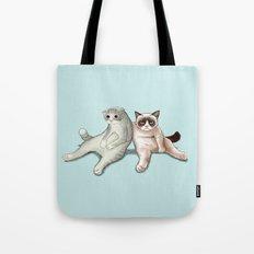 Grumpy Friend Tote Bag