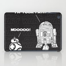 I'm your father! iPad Case
