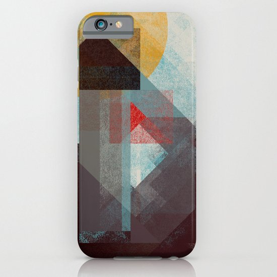 Over mountains iPhone & iPod Case