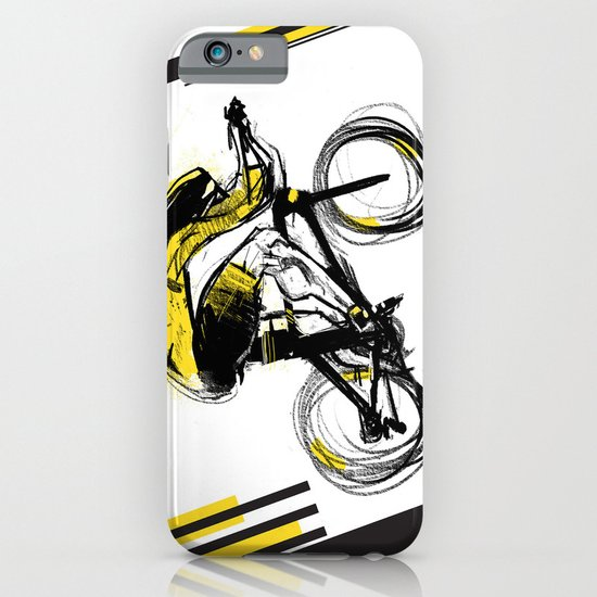 The Time Trial iPhone & iPod Case