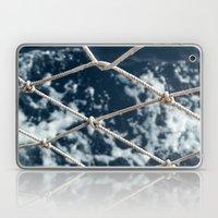 Nautical Rope Laptop & iPad Skin
