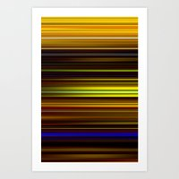 Accident Art Print