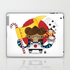 Chestnut + Kiiroihankachi cause we will not forget!!! Laptop & iPad Skin
