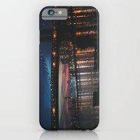 Evening Blue iPhone 6 Slim Case
