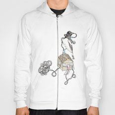 Untitled Crow Hoody