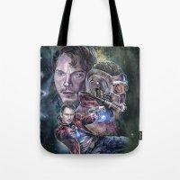 Star Lord - Galaxy Guard… Tote Bag