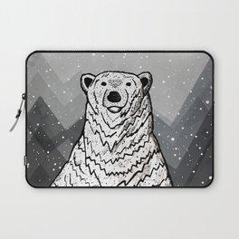 Laptop Sleeve - Polar Bear -  Steve Wade ( Swade)