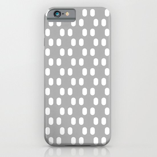 Aelbrecht Grey Pattern iPhone & iPod Case
