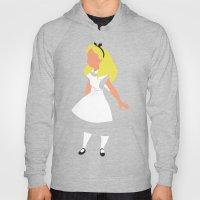 Alice in Wonderland Hoody