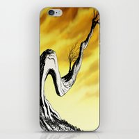 Reach For Your Dreams  iPhone & iPod Skin