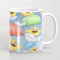 In Coming Birdies.  Mug