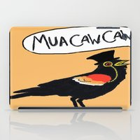 MuaCawCaw iPad Case