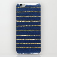 Nautical Sparkle iPhone & iPod Skin
