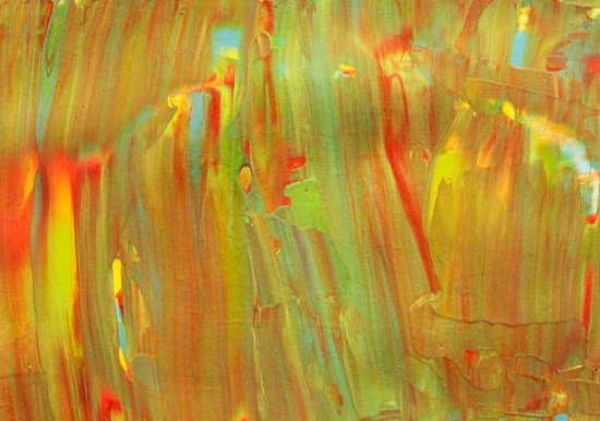 Abstract Painting 36 Art Print