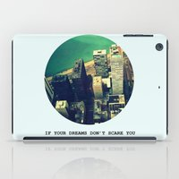 DREAM BIG! iPad Case