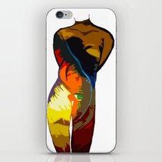 Feather Love iPhone & iPod Skin
