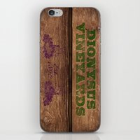 Dionysus Vineyards iPhone & iPod Skin