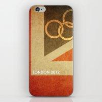 Olympics London 2012 iPhone & iPod Skin