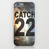 catch 22 textured iPhone 6 Slim Case