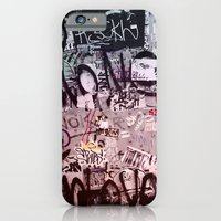 Writing's on the Wall iPhone 6 Slim Case