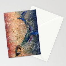 Humpback Whale and Calf Stationery Cards