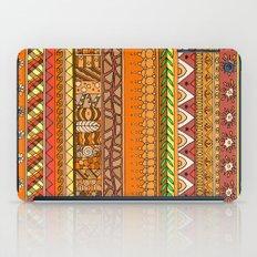 Yzor pattern 012 rich summer iPad Case