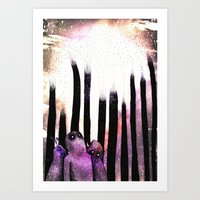 Luminosity Art Print