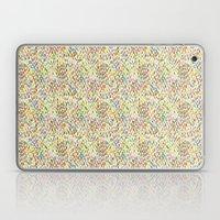 Brush Stroke Warm Summer Laptop & iPad Skin