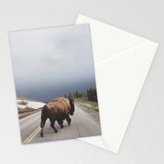 Street Walker Stationery Cards