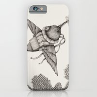 iPhone & iPod Case featuring 'Telegramme - Part 1' by Alex G Griffiths