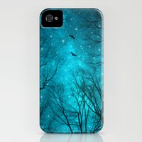 iPhone 4 Case featuring Stars Can't Shine Without Darkness by soaring anchor designs