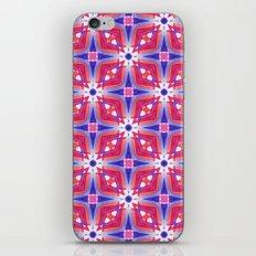 Watercolor Geometry Mod Pink iPhone & iPod Skin