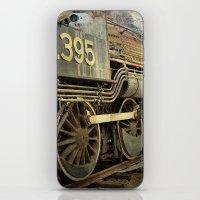 Old Iron iPhone & iPod Skin