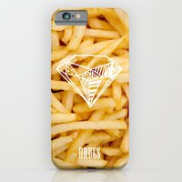 Diamonds & French Fries iPhone 6 Slim Case