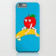 Osteopath Fruit iPhone 6 Slim Case
