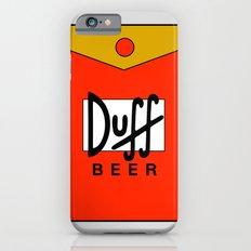 Duff Beer! Slim Case iPhone 6s