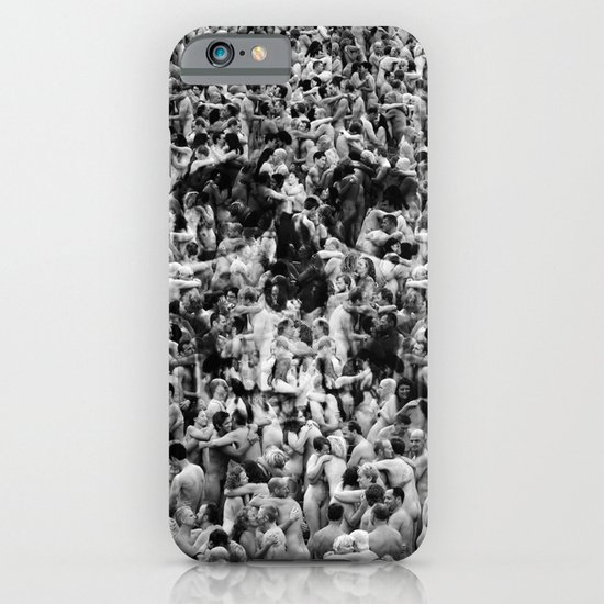 people skull iPhone & iPod Case