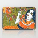 Dorothy in the Poppy Field iPad Case