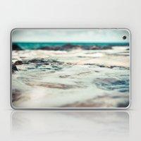 Kauai Sea Foam Laptop & iPad Skin