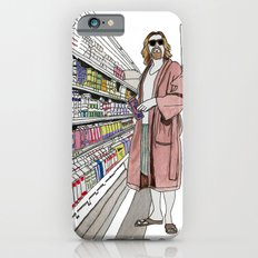 Jeffrey Lebowski and Milk. iPhone 6s Slim Case