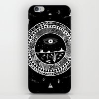 Interstellar Deserts iPhone & iPod Skin