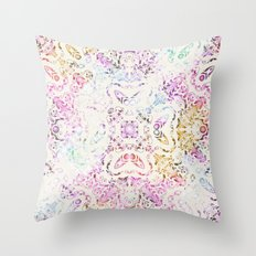 A New Colorful Dream Throw Pillow