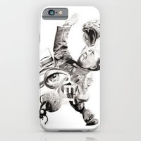 "iPhone & iPod Case featuring P.O.A.M (Portrait of a Memory) ""C"" by Martin Kalanda"