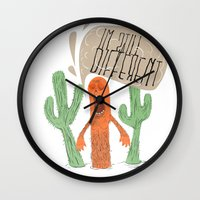 IM STILL DIFFERENT! Wall Clock